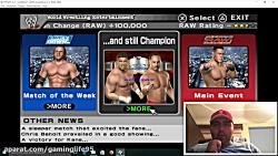 WWE:SmackDown vs. Raw 2006-GM Mode(قسمت سوم)