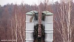 Russian S-300 Air Defense System Against N...