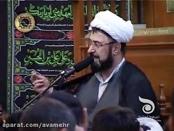 سخنرانی حجت الاسلام علی بهجت درمراسم رحلت آیت الله بهجت