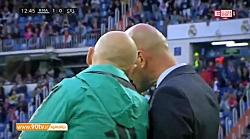 خلاصه بازی: رئال مادرید...