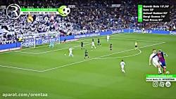 خلاصه بازی رئال مادرید6...