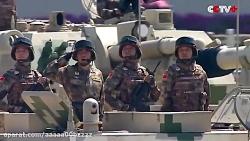 قدرت نظامی ارتش چین. رژ...