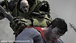تریلر سینماتیک بازیDC Universe Online|جهان دی سی آنلاین