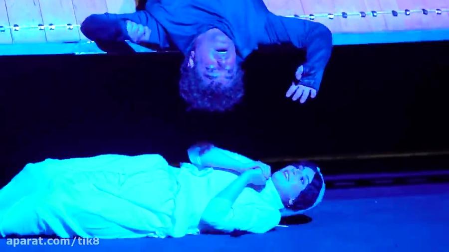 """نمایش """"رومولیت""""، حکایت یک عشق ناکام"""