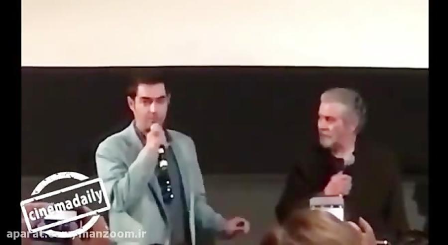 شهاب حسینی: فیلم خوب یعنی کارهای بهروز وثوقی