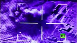 حمله جنگنده های ارتش عراق به مواضع داعش در خاک سوریه