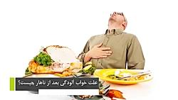 چرا بعد از خوردن غذا اح...