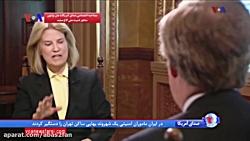 مصاحبه اختصاصی صدای آمریکا با جان بولتون مشاور امنیت ملی کاخ سفید