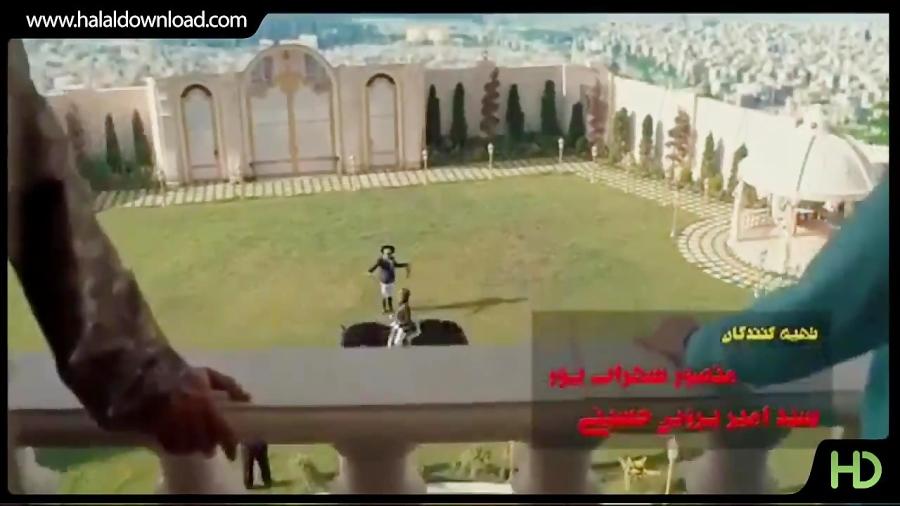 فیلم آینه بغل با بازی محمدرضا گلزار