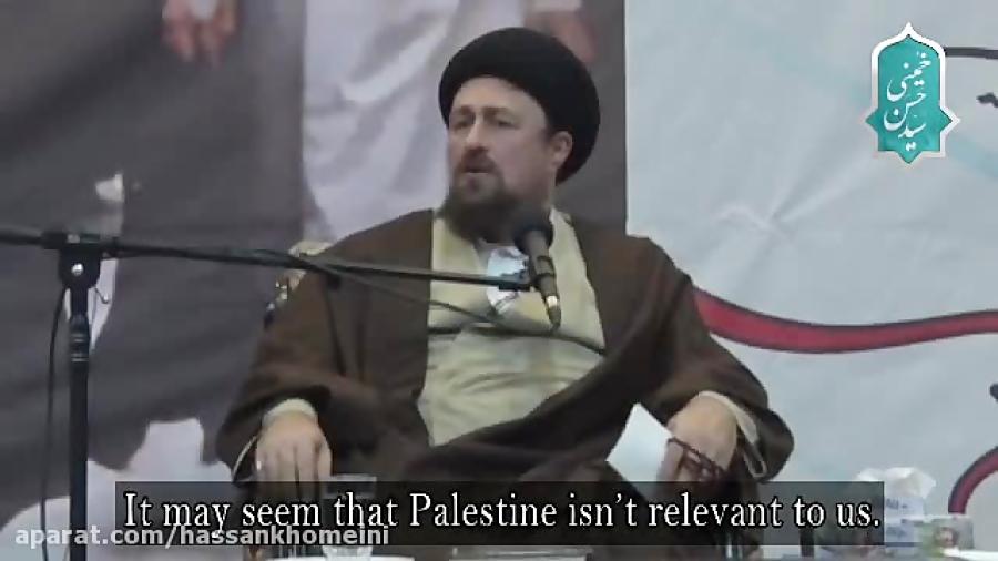 یادگار امام : انسان آزاده در مقابل ظلم سکوت نمی کند