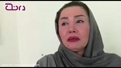واکنش مهناز شیرازی گوی...