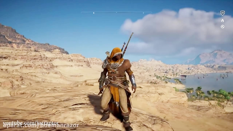 Assassin S Creed Origins All Outfits Top 10 All Dlc Armor Ac