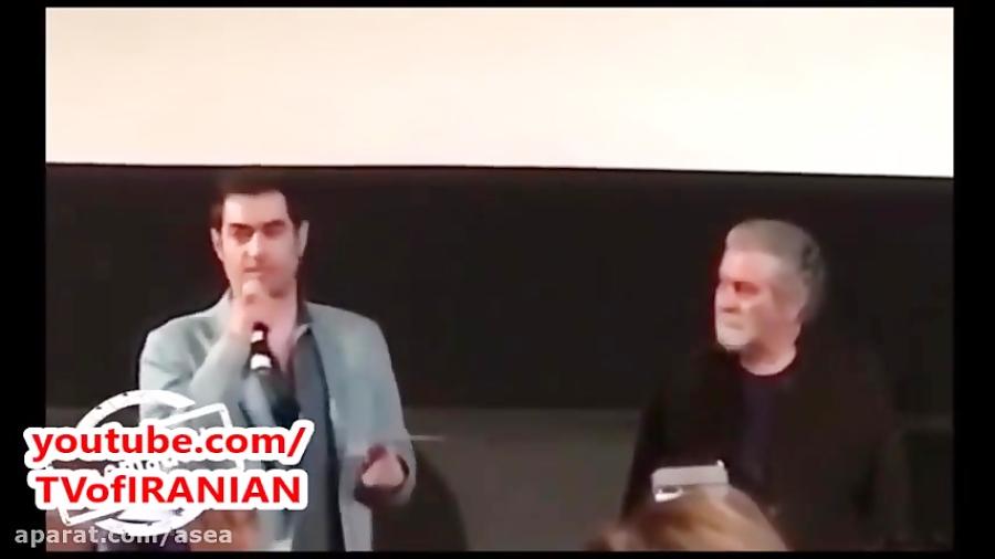 خاطره جالب شهاب حسینی در مقابل بهروز وثوقی!