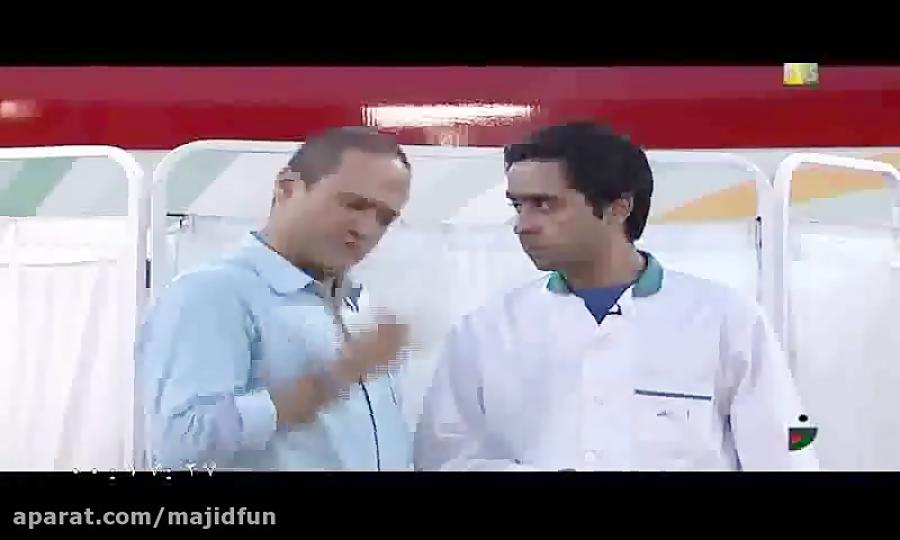 آمپول زدن جناب خان در خنداونه