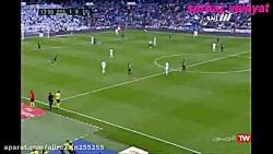 گل اول رئال مادرید به س...