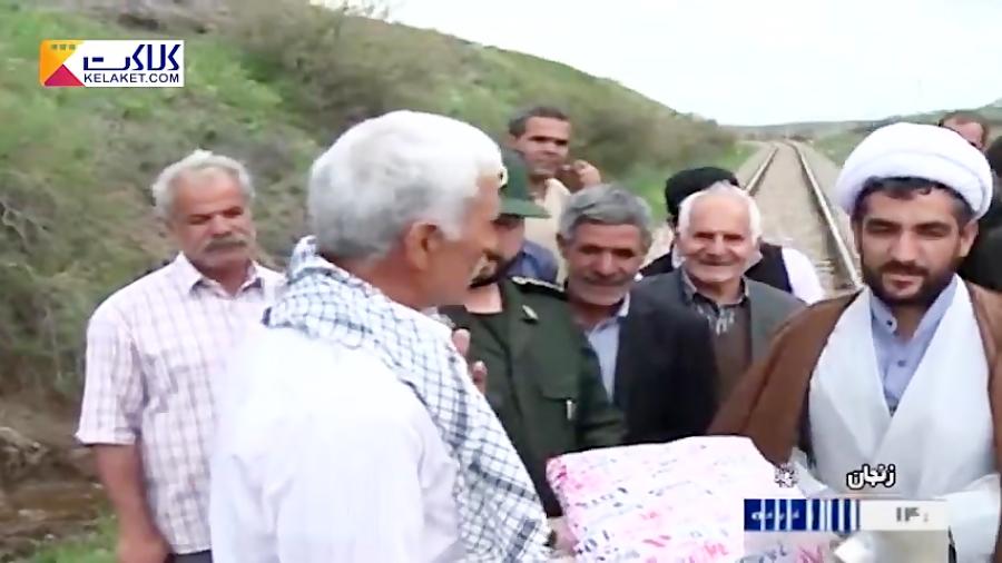 تکرار دهقان فداکار اینبار در زنجان!