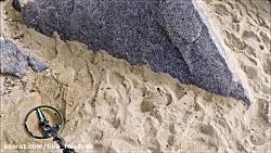 Beach Metal Detecting Newport Beach 12/30/...