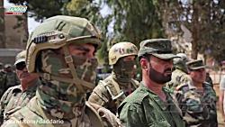 آزادسازی شمال حمص توسط ...