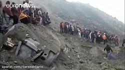 حادثه مرگبار در معدن زغ...