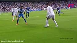خروس جنگی رئال مادرید کریستیانو رونالدو