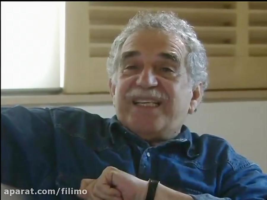 آنونس فیلم مستند «قلم جادویی: گابریل گارسیا مارکز»