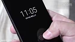 می 8 شیائومی با سنسور اثر انگشت زیر نمایشگر