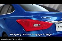 خودروی CHERY ARRIZO 5 فناوری ...
