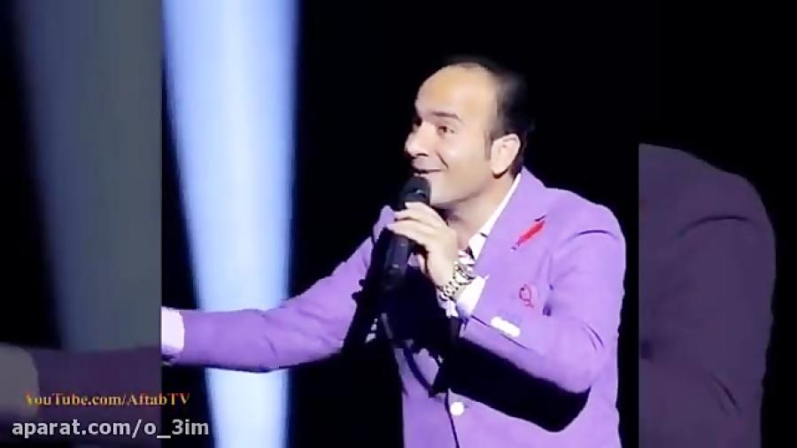 شوخی خفن حسن ریوندی با احسان علیخانی و برنامه ماه عسل