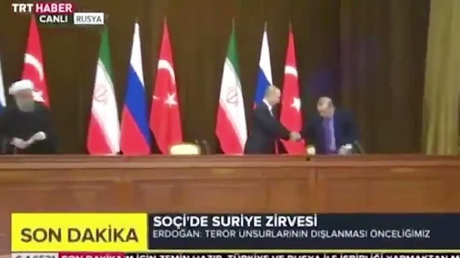 پاسخ مقتدرانه پوتین به بی ادبی اردوغان!