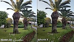 مقایسه کیفیت دوربین آی...