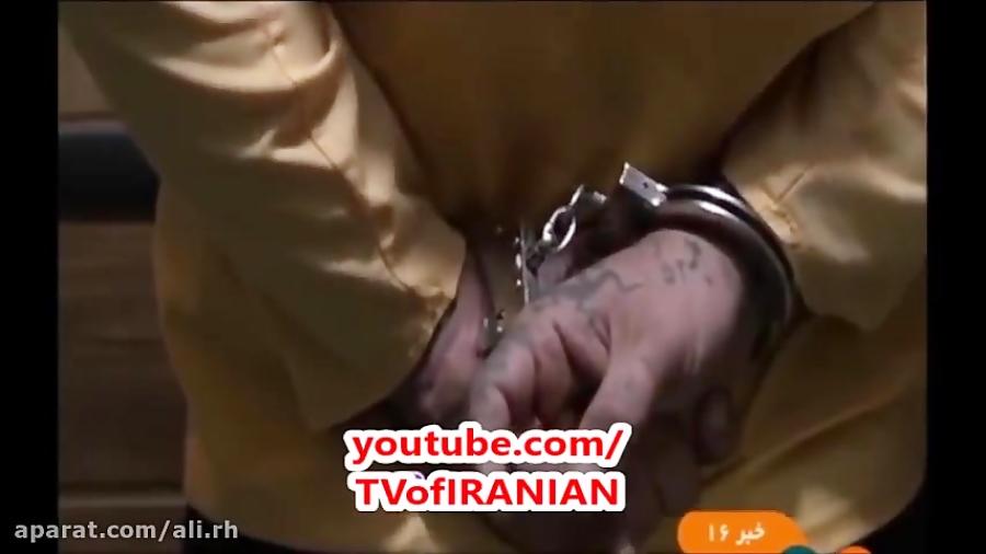دستگیری وحید مرادی معروف ترین شرور تهران در لب مرز!