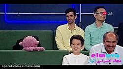 از دست ندید - جناب خان در حضور بازیکنان فوتسال بانوان
