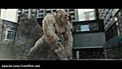 دانلود فیلم خشم Rampage 2018