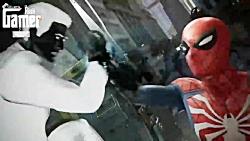 تریلر بازی Spider-Man با زیر...
