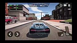لحظاتی در کنار Ultimate Car Driving از بهترین بازی  های ماشینی
