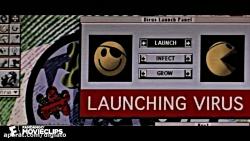 صدای مضحک کامپیوترها در فیلم هکرها