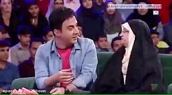 عیدی مادر عمو پورنگ به ...