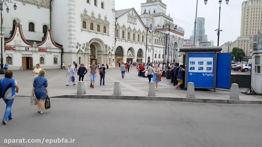 راهنمای سفر به مسکو و روسیه