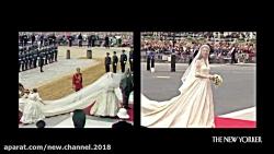 عروسی های سلطنتی در کاخ...