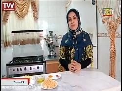 آشپزی به زبان کردی آموز...