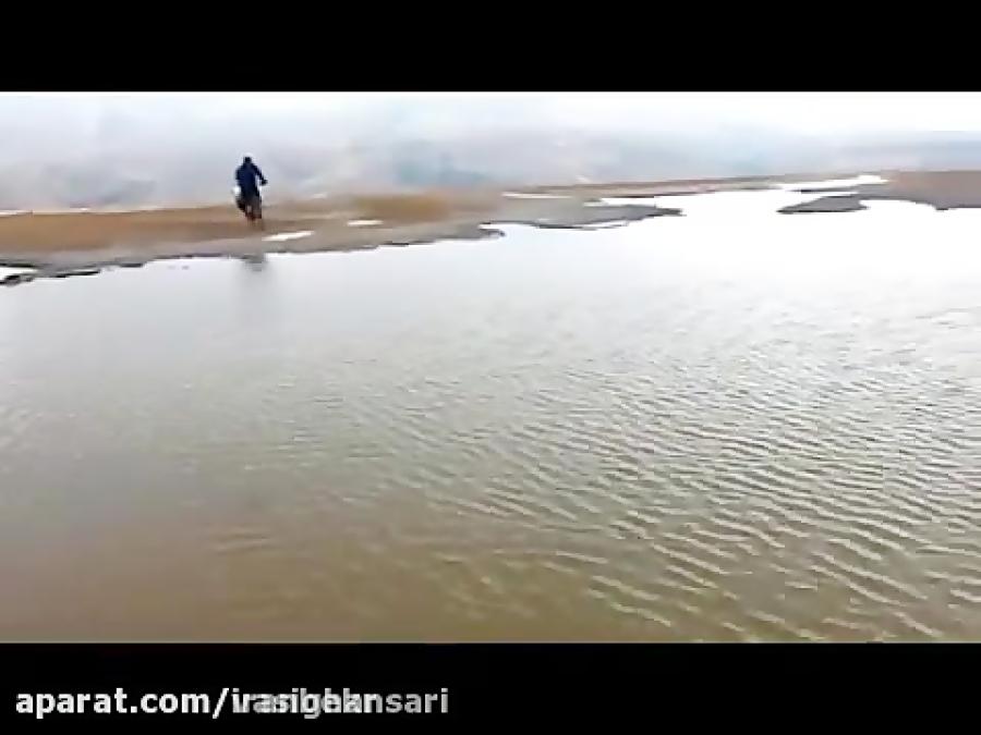 چشمه های باداب سورت مازندران - ایران بکر