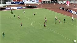 خلاصه بازی نیجریه 2-3 ات...