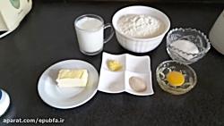 آشپزی روسی : کلوچه عیدی ...