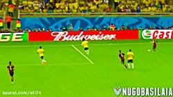 آلمان 7 - 1 برزیل -- جام جه...