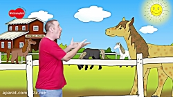 Steve and Maggie | حیوانات مزرع...