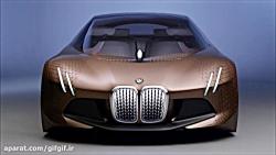 معرفی BMW Vision Next  100