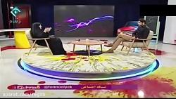 مادر محسن یگانه در تلوی...