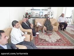 دیدار جمعی از کارکنان ح...