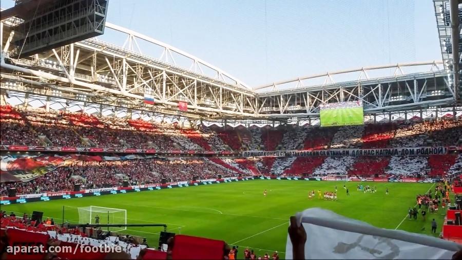 استادیوم های روسیه در جام جهانی از قبل تا بعد