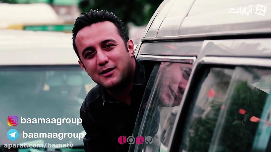 حاج آقا و دکتر حسابی در کنار رودهای جاری تهران
